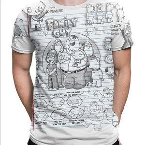 Family Guy T-shirt⭐️